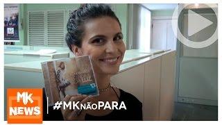 Aline Barros - Comemora chegada do seu Novo CD (#MKnãoPARA)