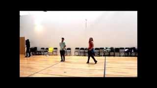 Candy Rain Choreography | Amy Connerley & Chris Munar