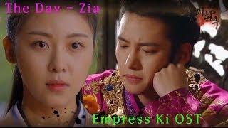 [MV] 지아(Zia) - The Day(더 데이) (기황후OST Part.6) (Empress Ki OST) 奇皇后 OST