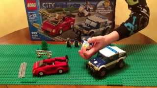 Lego City High Speed Chase Review 60007