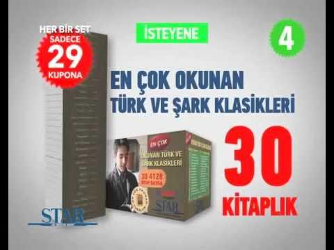 Tercihli Türk ve Dünya Klasikleri - Star Gazete www.promosyongazetesi.com