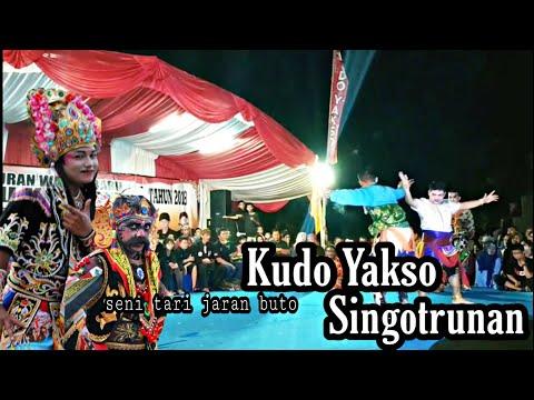 Download Video Tari Jaran Buto Kudo Yakso Singotrunan