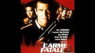 l'arme fatale 4 ( war )can't we be friends ) genérique de fin1998