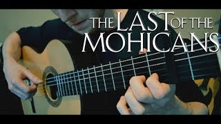 The Last of The Mohicans: The Gael (Promentory) - Guitar Cover - Callum McGaw + FREE TABS
