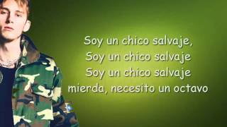 Machine Gun Kelly - Wild Boy ft. Waka Flocka Flame (LETRA EN ESPAÑOL)