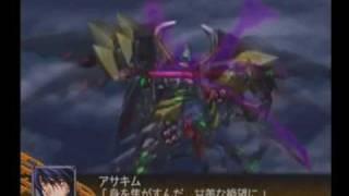 【セツコ編】スパロボZイベント戦闘MAD【涙拭う翼】