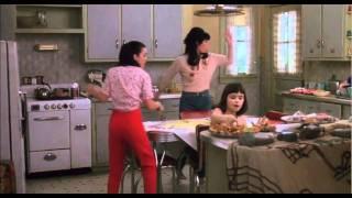 "Mermaids ""If You Wanna Be Happy"" ending movie scene 1990"