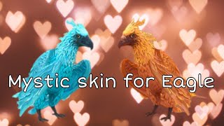Все мистик скины на орла! All mystic skins for eagle! Wildcraft Update/Обновление!