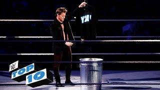 WWE top 10 mejores momentos de Smackdown (10-03-2016)