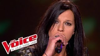 The Voice 2012 | Aude Henneville - Crazy (Seal) | Demi-Finale