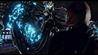 Flash Vs Savitar - The Flash (3x07) AUDIO LATINO