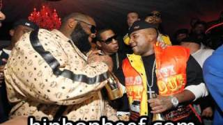 Subliminal Rick Ross Diss? Young Jeezy - Death Before Dishonor