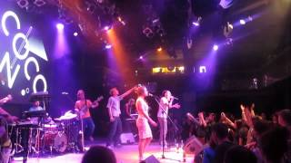 Cocoman a solid vibes feat Messenjah -Stopaři live 2014