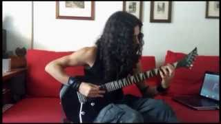 Suffocation - Cycles of Suffering (GUITAR COVER)