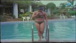 Beautiful Silk Smitha & Shakila Swimming Video width=