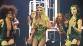 Britney Spears Piece of Me live Apple Music Festival 27th September 2016