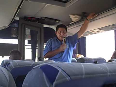 Nicaragua Bus Tour