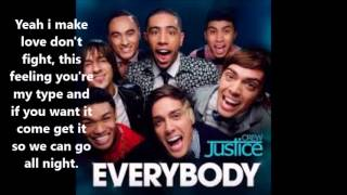 Justice Crew  - Everybody lyrics