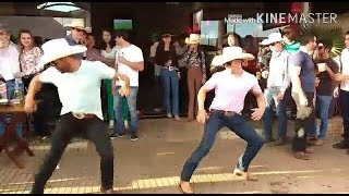 Bebendo Mais Que Opala COREOGRAFIA Oficial, Cowboys Vagabundos!!!