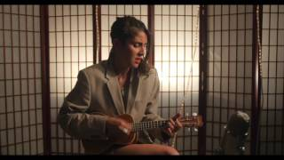 Talk is Cheap - Chet Faker (ukulele cover) -six-