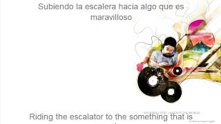 Nujabes - Feather. Subtitulado al español  - English lyrics