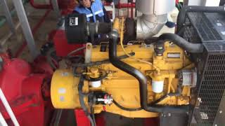 Performance Test Fire Pump ด้วยมาตราฐาน NFPA 25     (คลิ๊กที่รูปเพื่อชมVDO)