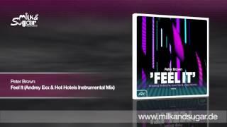 Peter Brown - Feel It (Andrey Exx & Hot Hotels Instrumental Mix)