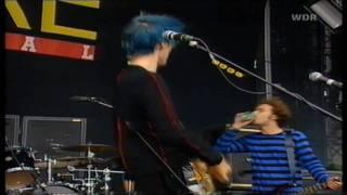 Muse - Agitated live @ Bizarre Festival 2000 [HD]