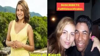 Personajes de la Vida Real LOS MORALES   Novela |  La vida de KALETH MORALES