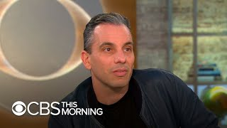 Comedian Sebastian Maniscalco on growing up shy and his Italian roots