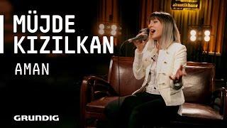 Müjde Kızılkan @Akustikhane - Aman (Nilüfer Cover) #Akustikhane #sesiniaç