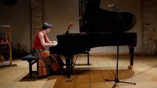 F. Mendelssohn - Chanson de gondolier vénitienne op.30 n°6 - Florence Robineau