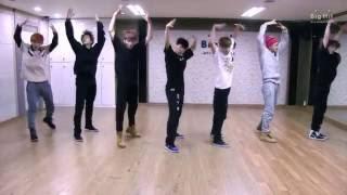 방탄소년단 '상남자Boy In Luv' dance practice