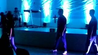 Coreografia:Eu te agradeço Deus (Kleber Lucas)