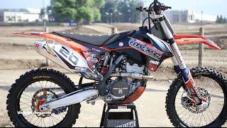 HARDWARE featuring Rocky Mountain ATV/MC KTM 250SXF Project Build
