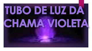 DECRETO DO FOGO VIOLETA E DO TUBO DE LUZ SAINT GERMAIN  theraio7 todos