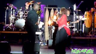 Gloria Gaynor LIVE Cagliari - You're the First, the Last, my Everything (cover Barry White)