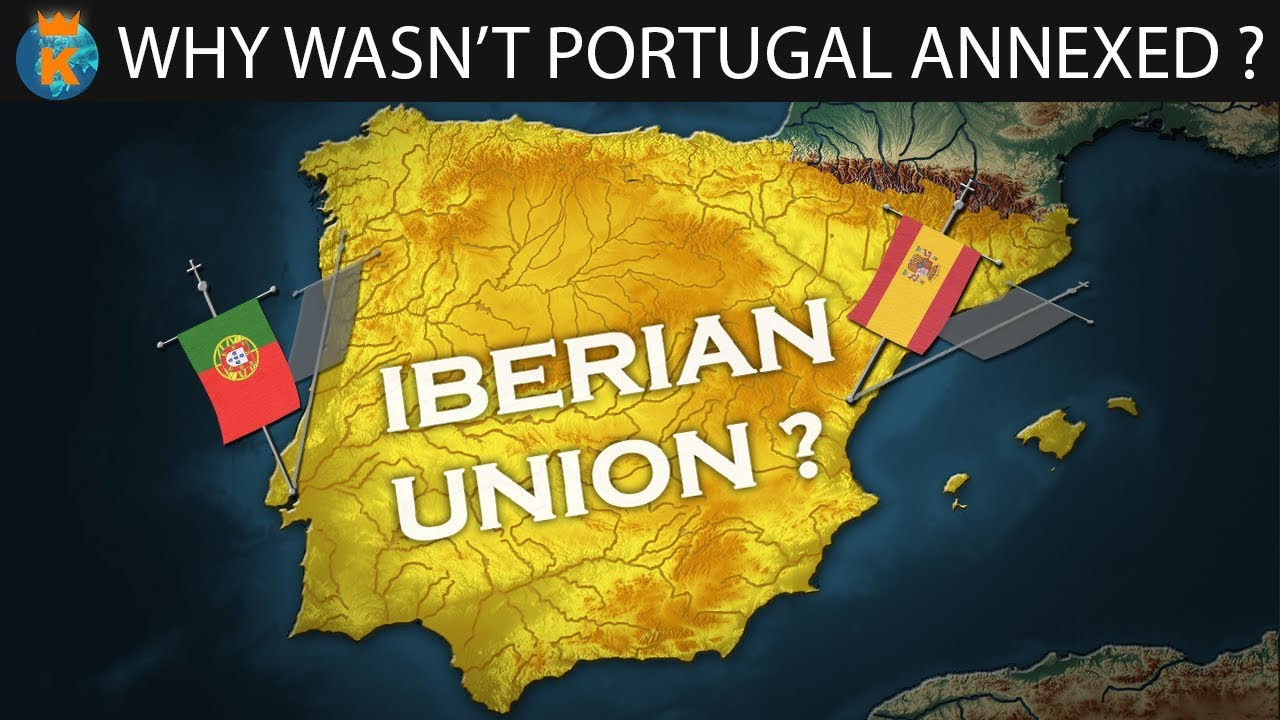Why wasn't Portugal Conquered by Spain