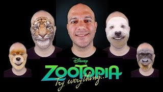 39 - Try everything - Shakira cover by Tolga Gulen from Zootopia