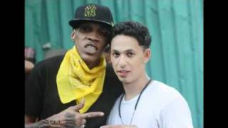 Vybz Kartel & Russian - Look Pon We (Raw) JAN 2011