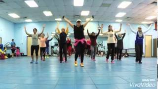 Better When I'm Dancing ~ Meghan Trainor    ZDF with Rina    Choreo by www.liveloveparty.tv