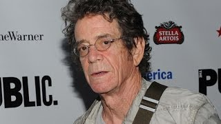 "Lou Reed ""Walk On The Wild Side"" RIP"