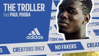 Paul Pogba vs The Troller width=
