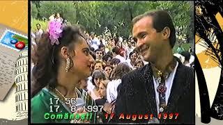 Primul Concert al Duetului Indian la Comănești - Bacău - Krishna & Rukmini - 1997