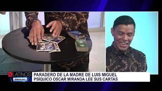 Psíquico Oscar Miranda y sus proyecciones
