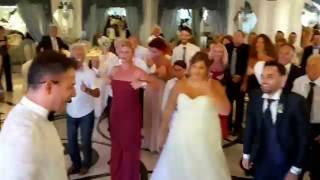 Chu Chu ua balli di gruppo - Animazione per Matrimoni Pescara, Chieti - Plaza Francesco Barattucci