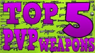 Top 5 best weapons for PVP - GTA online guides
