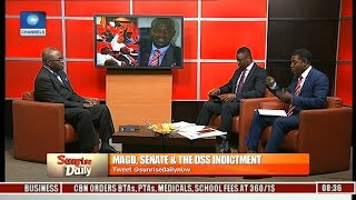 EFCC Boss: Senate Can Deny Magu On Any Ground It Sees Fit -- Muyiwa Sobo Pt. 2