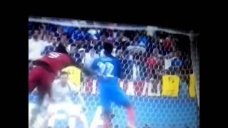 Gol de PORTUGAL 1X0 FRANÇA CAMPEÃO 2016 PORTUGAL