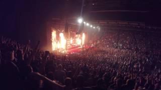 Disturbed Ten Thousand Fists live Centre Videotron 4k